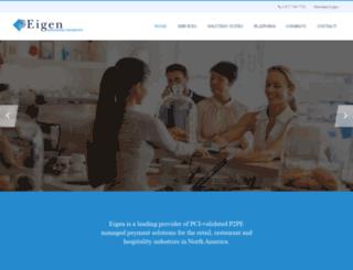 eigendev.com screenshot
