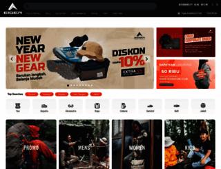 eigeradventure.com screenshot