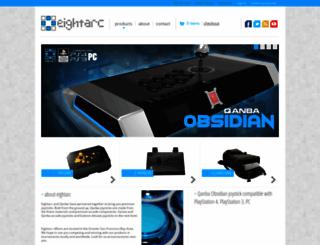 eightarc.com screenshot