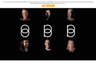 eighthblackbird.com screenshot