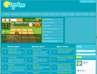 eigrice.rs screenshot