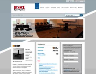 eiki.com screenshot