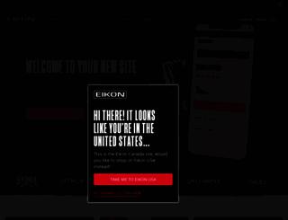eikondevice.com screenshot