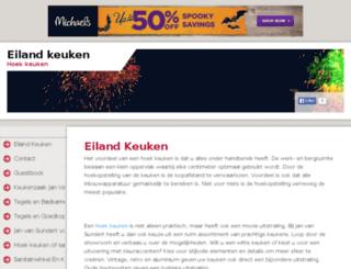 eilandkeuken.page.tl screenshot