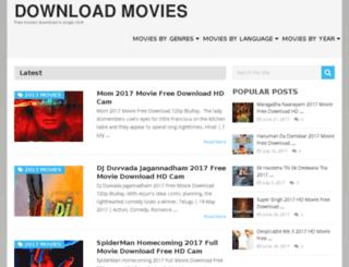 eileenmulligan.com screenshot