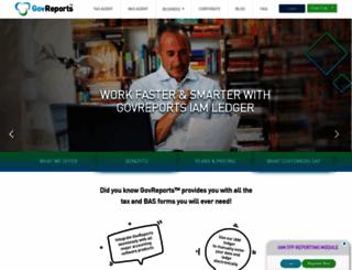 eimpact.com.au screenshot
