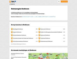 eindhoven.opendi.nl screenshot