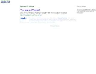eindir.net screenshot