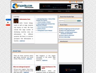 einfopedia.com screenshot