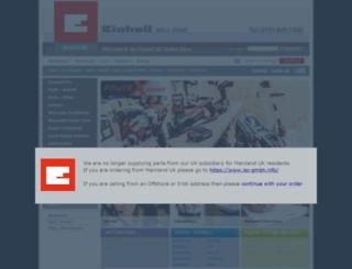 einhelltools.co.uk screenshot