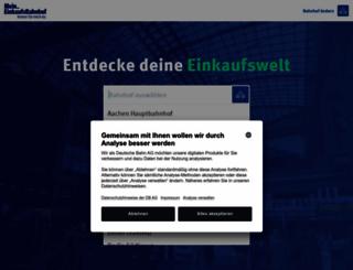 einkaufsbahnhof.de screenshot