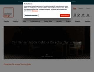 einrichten-design.de screenshot