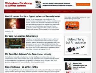 einrichtungsforum.de screenshot