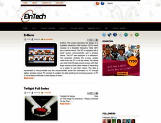 eintech.blogspot.com screenshot