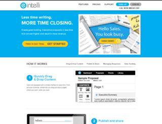 eintelli.com screenshot
