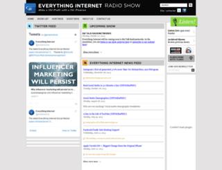 eiradioshow.com screenshot