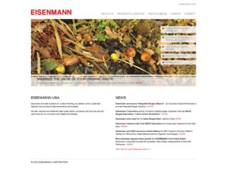 eisenmann-us.hs-sites.com screenshot