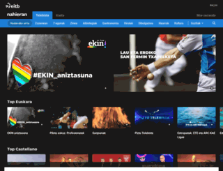 eitb.tv screenshot