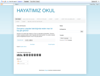 eitimciyiz.blogspot.com screenshot