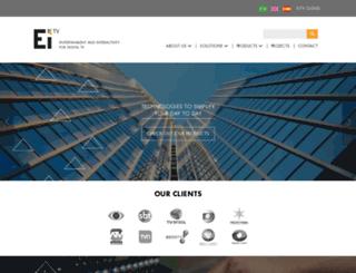 eitv.com.br screenshot