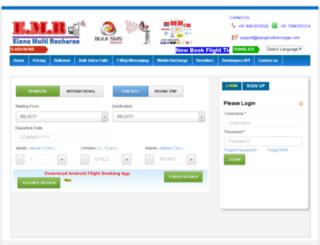 ejangmultirecharge.com screenshot