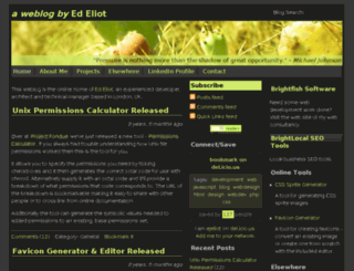 ejeliot.com screenshot