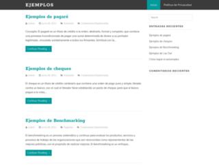 ejemplosde.net screenshot