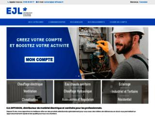 ejl-diffusion.fr screenshot