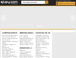 ejupy.com screenshot