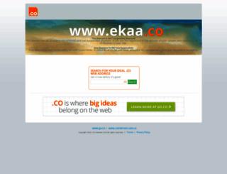 ekaa.co screenshot