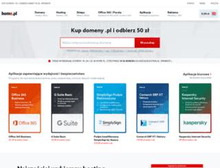 ekamis.pl screenshot