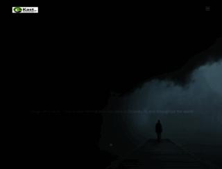 ekast.co.nz screenshot