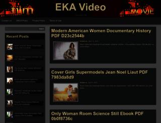 ekav.info screenshot