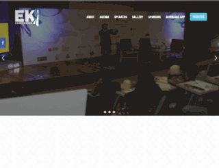 ekconference.com screenshot