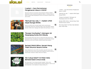ekeleh.com screenshot