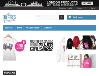 ekilatresshop.com screenshot
