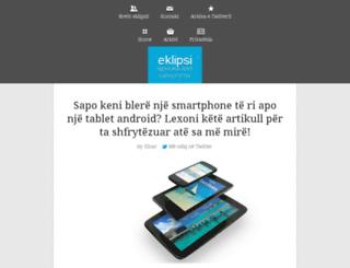 eklipsi.com screenshot