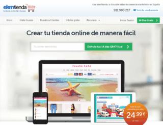 ekmpowershop.es screenshot