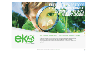 eko.com.co screenshot
