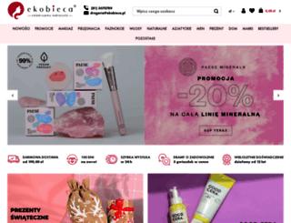 ekobieca.iai-shop.com screenshot