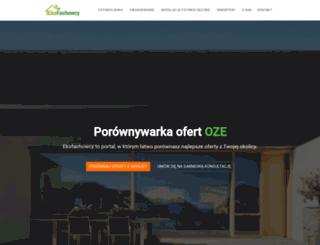 ekofachowcy.pl screenshot