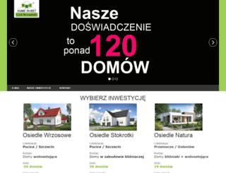 ekohomeinvest.pl screenshot