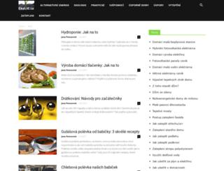 ekolid.cz screenshot