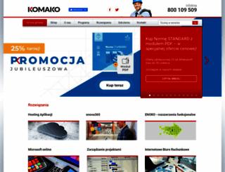 ekomako.pl screenshot