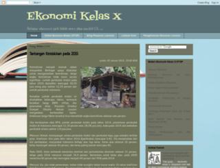 ekonomikelasx.blogspot.com screenshot