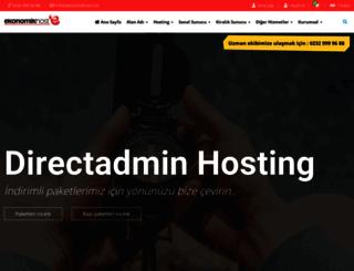 ekonomikhost.net screenshot