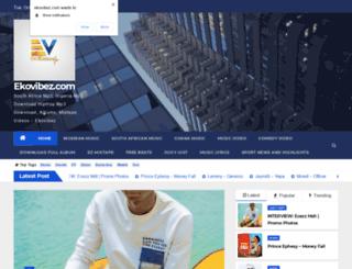 ekovibez.com screenshot