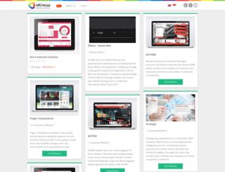 ekreasi.com screenshot