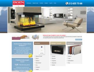 eksenisi.com screenshot