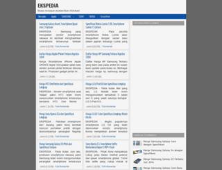 ekspedia.blogspot.kr screenshot